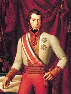 Granduca di Toscana Leopoldo II