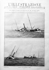 11 febbraio 1912 L'illustrazione italiana